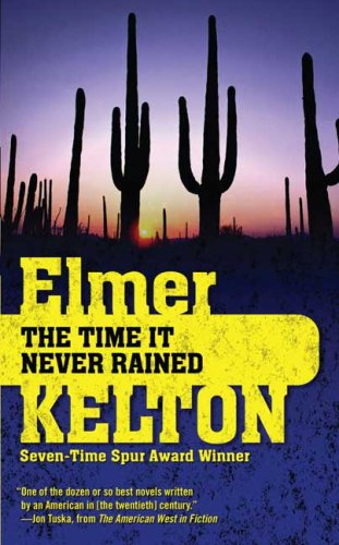 Time It Never Rained  N/A edition cover