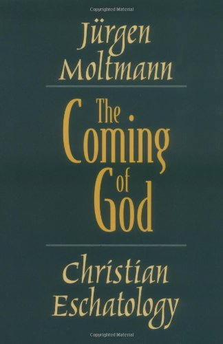 Coming of God A Christian Eschatology N/A 9780800629588 Front Cover