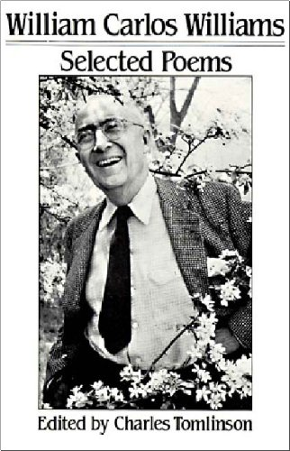 William Carlos Williams - Selected Poems   1985 edition cover