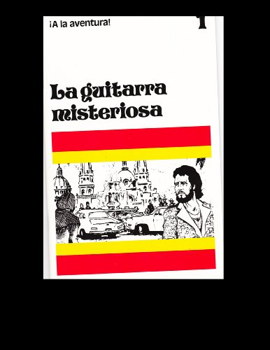 Guitarra Misteriosa 1st edition cover