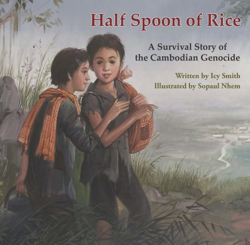 Half Spoon of Rice : A Survival Story of the Cambodian Holocaust  2009 edition cover