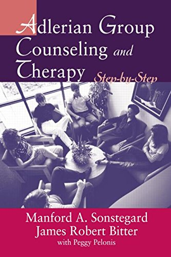 Adlerian Group Counseling and Therapy Step-By-Step  2004 9781138871588 Front Cover