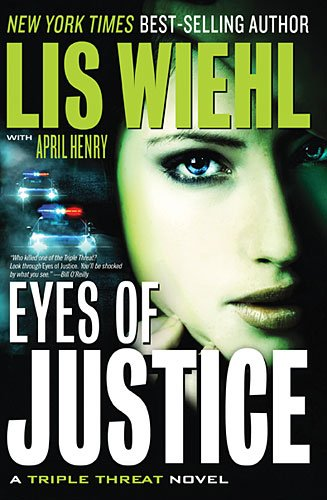 Eyes of Justice   2013 9781401687588 Front Cover