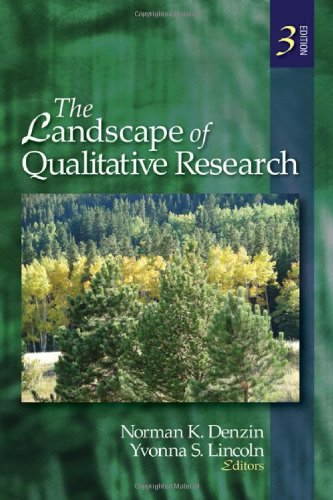 Landscape of Qualitative Research  3rd 2008 9781412957588 Front Cover