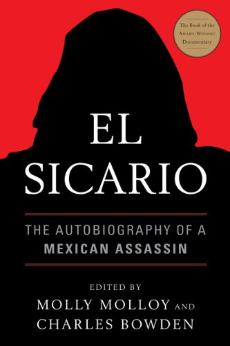 Sicario The Autobiography of a Mexican Assassin  2011 edition cover