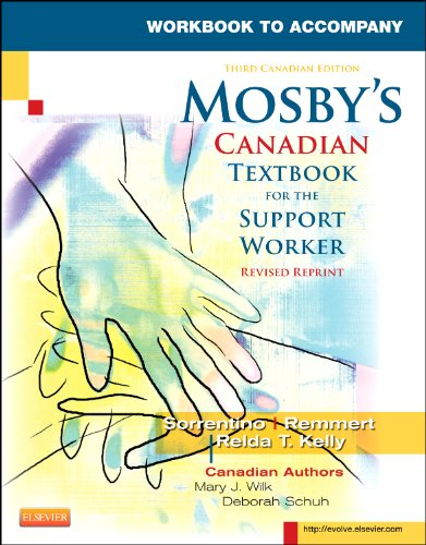 Mosby's Canadian Textbook for the Support Worker  3rd 2013 (Revised) edition cover