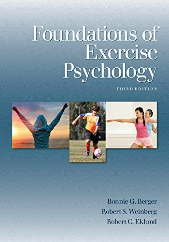 FOUNDATIONS OF EXERCISE PSYCHOLOGY      N/A 9781935412588 Front Cover