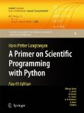 Primer on Scientific Programming with Python  4th 2014 9783642549588 Front Cover