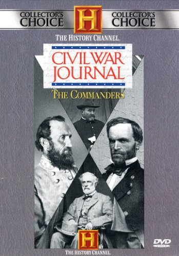 Civil War Journal - The Commanders System.Collections.Generic.List`1[System.String] artwork