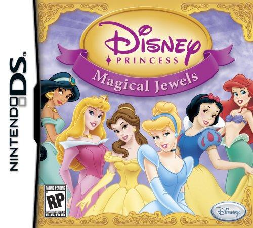 Disney Princess: Magical Jewels - Nintendo DS Nintendo DS artwork