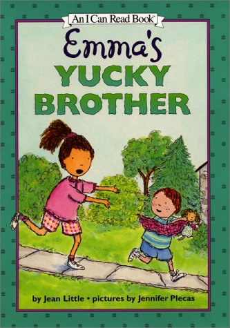 Emma's Yucky Brother  N/A edition cover
