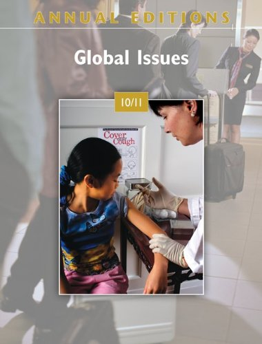 Global Issues 10/11  26th 2011 9780078050589 Front Cover