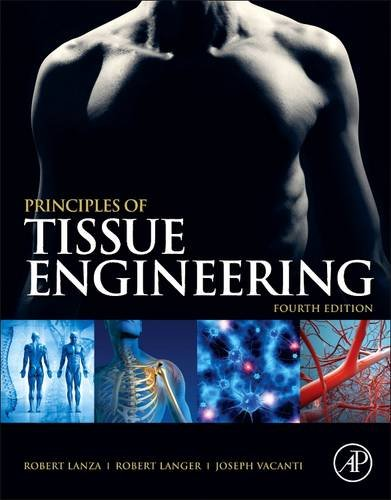 Principles of Tissue Engineering  4th 2013 edition cover