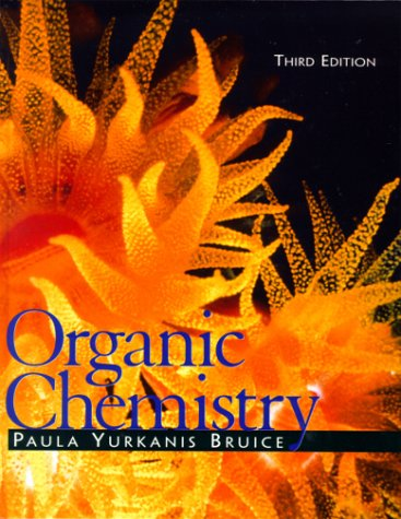 Organic Chemistry  3rd 2001 9780130178589 Front Cover