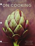 Study Guide for on Cooking  5th 2015 (Revised) edition cover