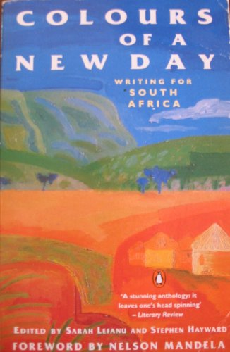 Colours of a New Day Writing for South Africa  1991 edition cover