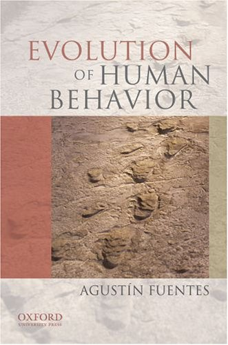 Evolution of Human Behavior   2009 edition cover