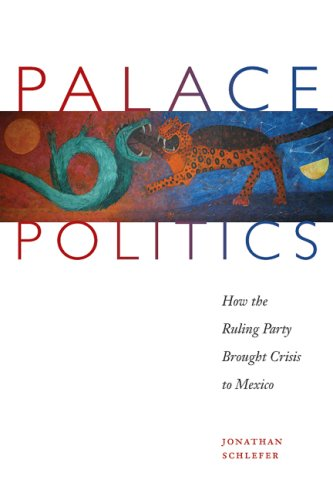 Palace Politics How the Ruling Party Brought Crisis to Mexico  2008 edition cover