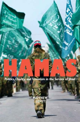 Hamas Politics, Charity, and Terrorism in the Service of Jihad  2007 9780300122589 Front Cover