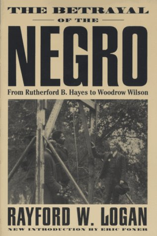 Negro in American Life and Thought  Reprint edition cover