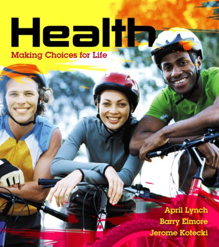 Health Making Choices for Life  2014 edition cover