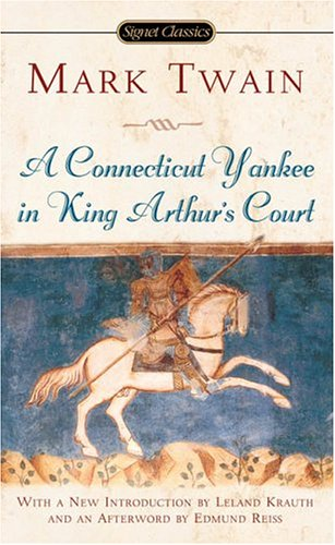 Connecticut Yankee in King Arthur's Court   2004 edition cover