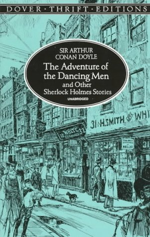 Adventure of the Dancing Men and Other Sherlock Holmes Stories   1997 edition cover