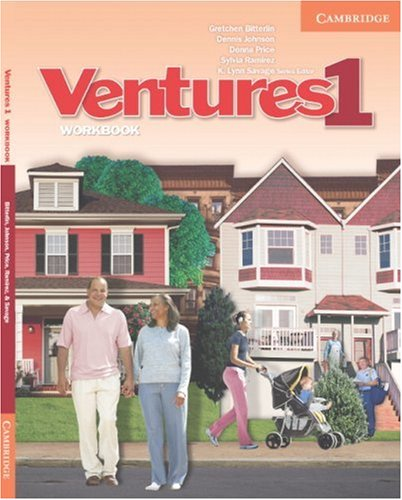 Ventures  N/A edition cover