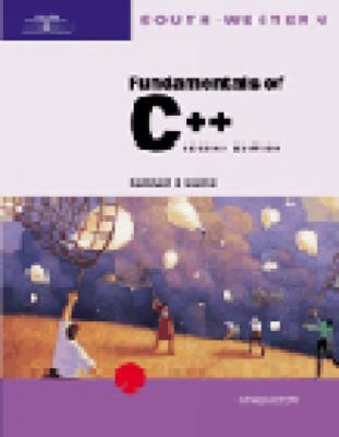 Fundamentals of C++ Introductory 2nd 2002 (Revised) 9780538695589 Front Cover