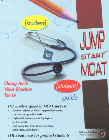 High Yield MCAT 1st 9780683180589 Front Cover