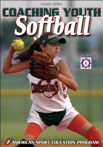 Coaching Youth Softball  4th 2007 (Revised) edition cover