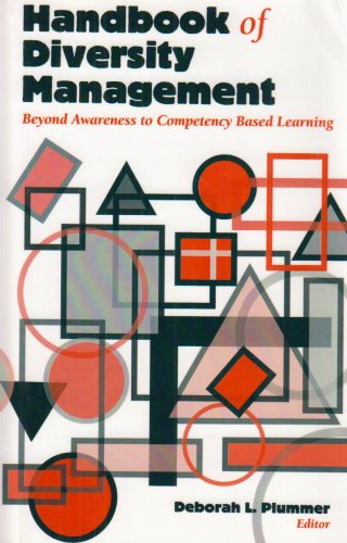 Handbook of Diversity Management Beyond Awareness to Competency Based Learning  2003 edition cover