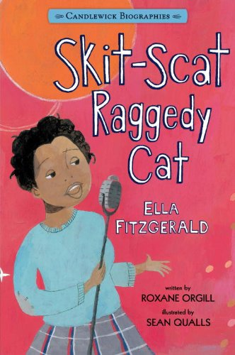 Skit-Scat Raggedy Cat Ella Fitzgerald N/A edition cover