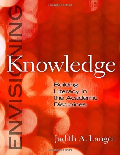 Envisioning Knowledge Building Literacy in the Academic Disciplines N/A edition cover