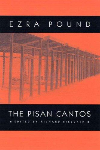 Pisan Cantos   2003 edition cover