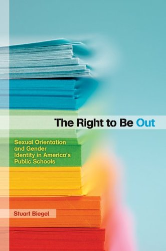 Right to Be Out Sexual Orientation and Gender Identity in America's Public Schools  2010 edition cover