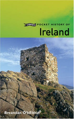 O'Brien Pocket History of Ireland  4th 1996 (Revised) edition cover