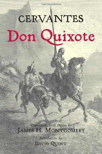 Don Quixote   2009 edition cover
