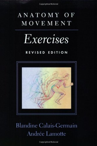 Anatomy of Movement : Exercises Revised  edition cover