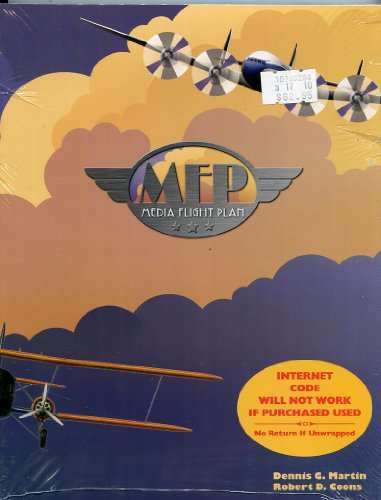 MEDIA FLIGHT PLAN V 5th 2006 edition cover