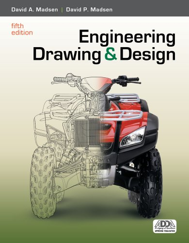Engineering Drawing and Design  5th 2012 edition cover