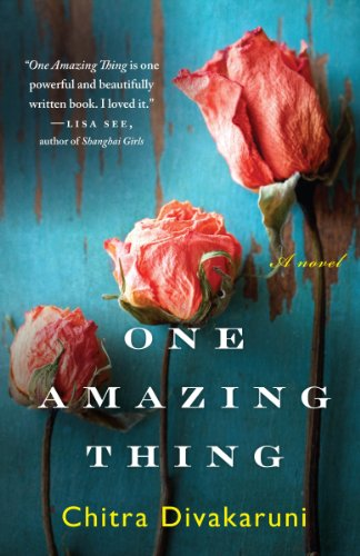 One Amazing Thing  N/A edition cover