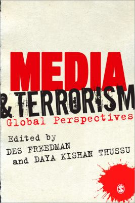Media and Terrorism Global Perspectives  2012 edition cover