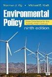 Environmental Policy  9th 2016 9781483352589 Front Cover