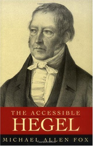 Accessible Hegel   2005 edition cover