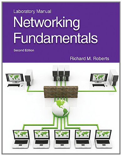 Networking Fundamentals  2nd 2012 (Lab Manual) edition cover