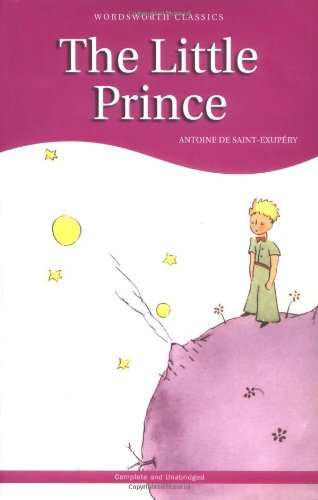 Petit Prince   1995 edition cover