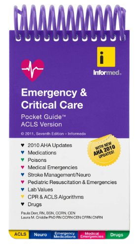 Emergency and Critical Care  7th 2011 edition cover