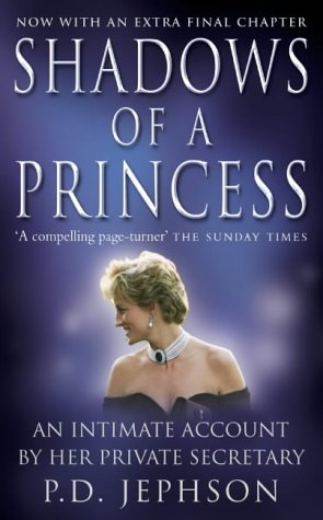 Shadows of a Princess N/A edition cover