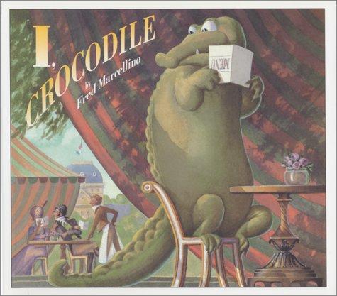 I, Crocodile  N/A edition cover